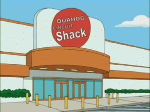 Circuit shack